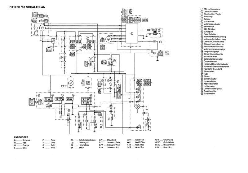 DE03 1999-2002 Schaltplan (Yamaha, GER) – DTpedia